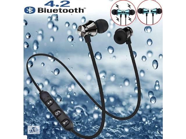 бу Безпровідні(бездротові) навушники ТХ11 водостійкі,магнітні, для всіх телефонів,спорт,баси в Лисичанську