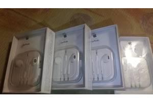 б/в Дротові гарнітури Apple