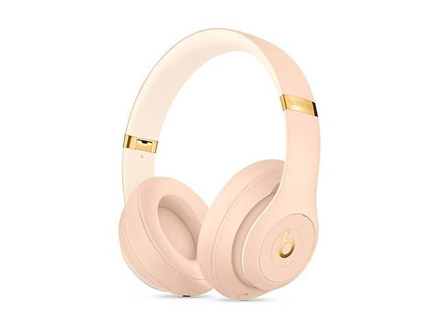 купить бу Наушники BEATS Studio3 Wireless Over-Ear Headphones Desert Sand (MTQX2) в Киеве