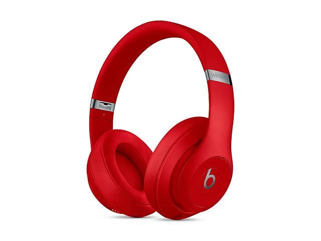 бу Наушники BEATS Studio3 Wireless Over-Ear Headphones Red (MQD02) в Киеве
