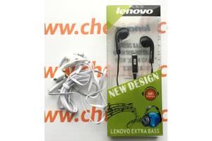 Нові Дротові гарнітури Lenovo
