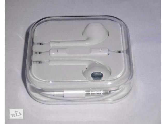 продам Оригінал навушники гарнітура Apple EarPods для iPhone iPod iPad бу в Кременчуці