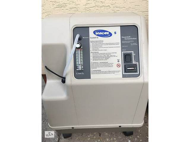 бу Кислородный концентратор 5л кислородный концентратор Invacare 5 изделие США в Львове