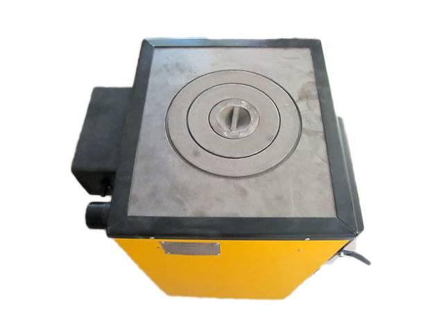 купить бу Буран-Мини 12П твердотопливный котел с плитой в Полтаві