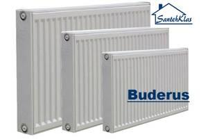 Новые Отопительные батареи Buderus