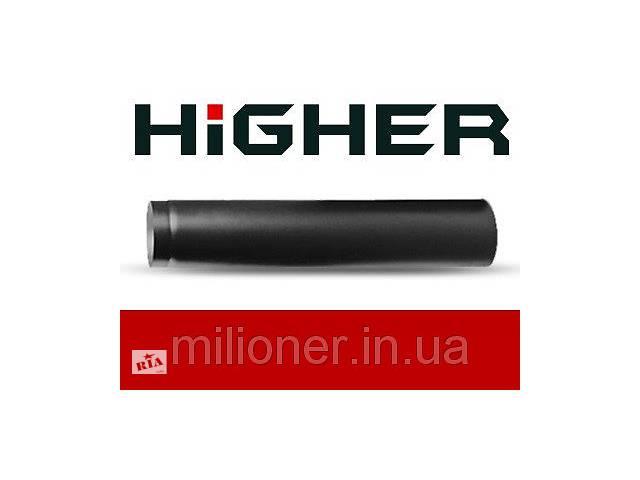 бу Труба для димоходу (камін) (2мм) Ø 130 мм (1 метр) в Дубні