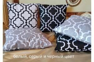Нові Декоративні подушки Власне виробництво