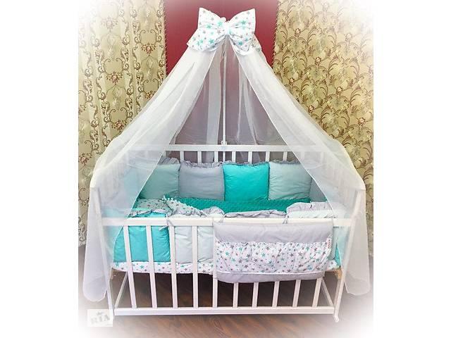 Детское постельное бельё Bonna Минки Бирюзовое- объявление о продаже  в Львове