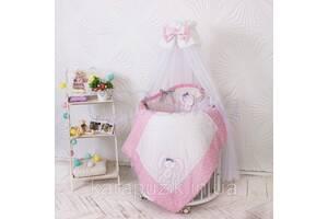 Комплект Lucky star розовый