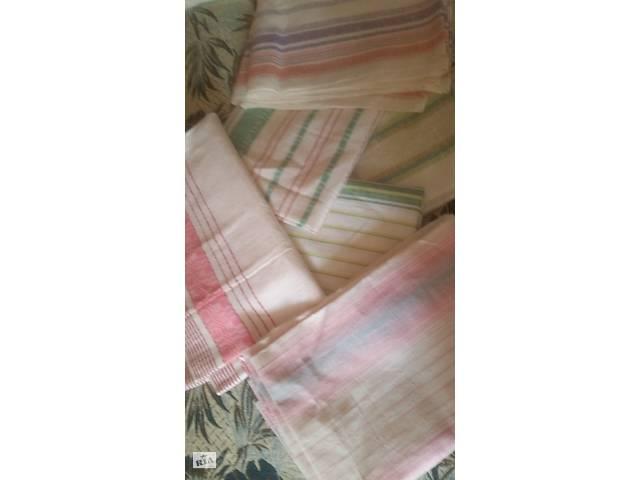 продам Льняные полотенца для кухни! бу в Херсоне
