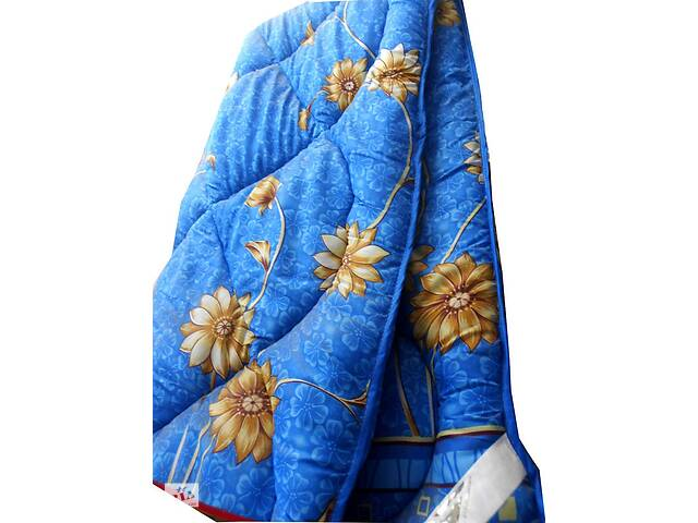 Силиконовое одеяло двойное (поликоттон) Полуторное T-54757- объявление о продаже  в Одессе