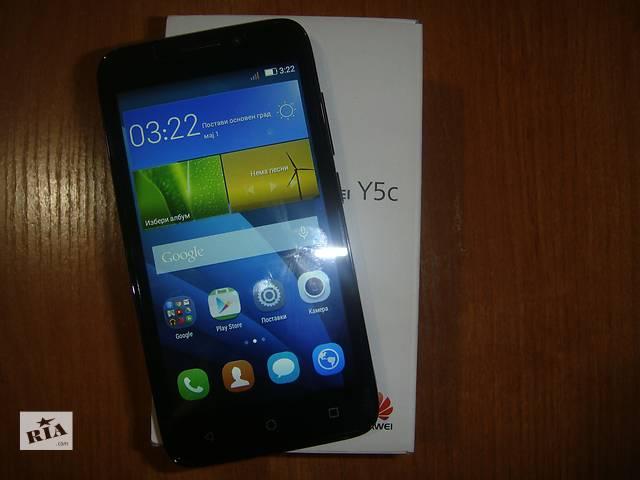 купить бу Huawei Y5c Y541 в Киеве