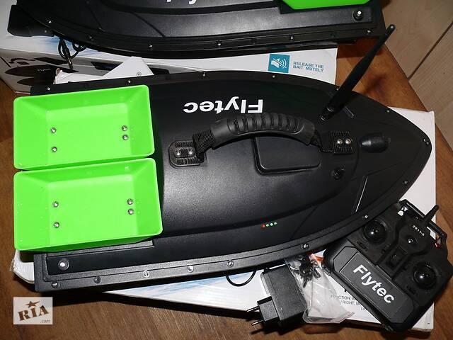 продам Катер для риболовлі Flytec 2011-5 V2. Катер довжиною 54 див. бу в Херсоні