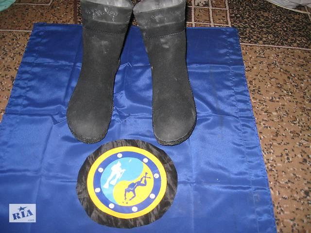 купить бу Носки для подводной охоты ,дайвинга в Кам'янському (Дніпродзержинськ)