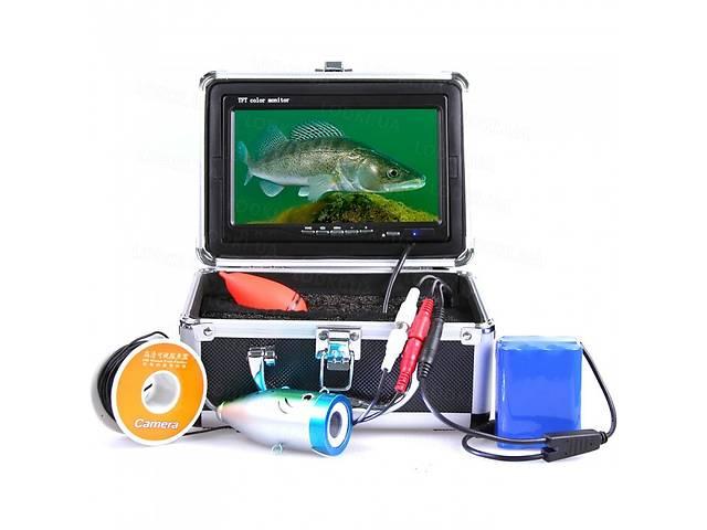 продам Підводна відеокамера для риболовлі Fisher 7S бу в Дніпрі (Дніпропетровськ)