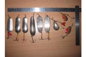б/у Товары для рыбалки
