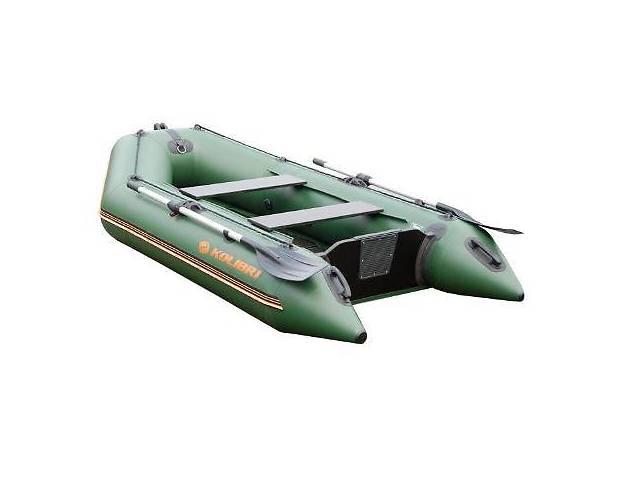 бу Туристическая надувная лодка KOLIBRI KM-300 PP в Львове