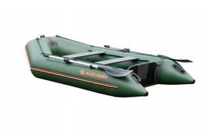 Нові Човни для риболовлі Kolibri