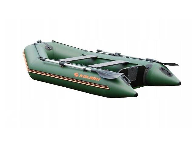 бу Туристическая надувная лодка Kolibri KM330PP в Львове