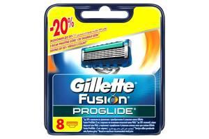 Сменные кассеты Gillette Fusion ProGlide 8 шт (7702018085545)