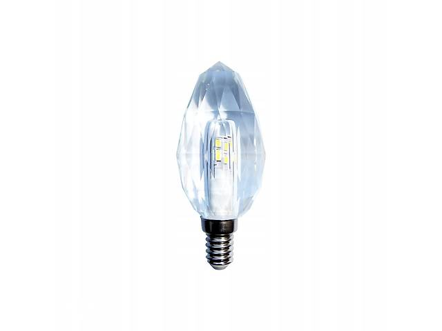 продам Лампа светодиодная КРИСТАЛЛ на 230V 5W/E14 бу в Львові