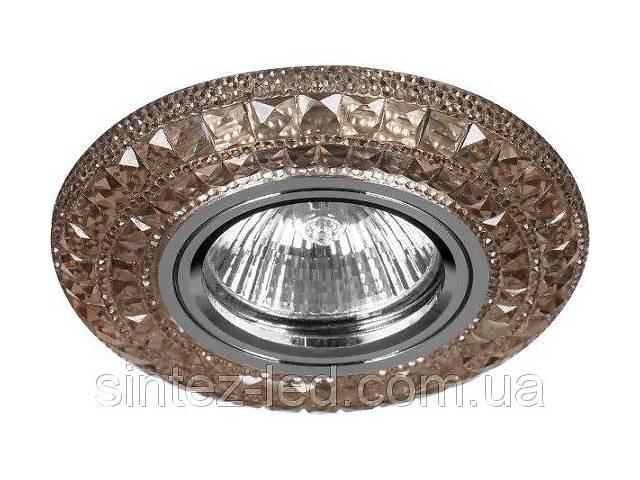 Світлодіодний декор. світильник Feron CD 877 MR16 з LED підсвічуванням чайний Код.58562- объявление о продаже  в Києві