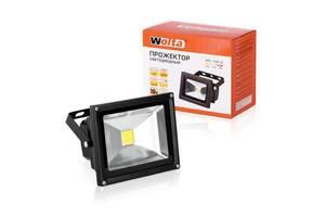Светодиодный прожектор 50Вт (200 Вт) дневной WFL-50W/B