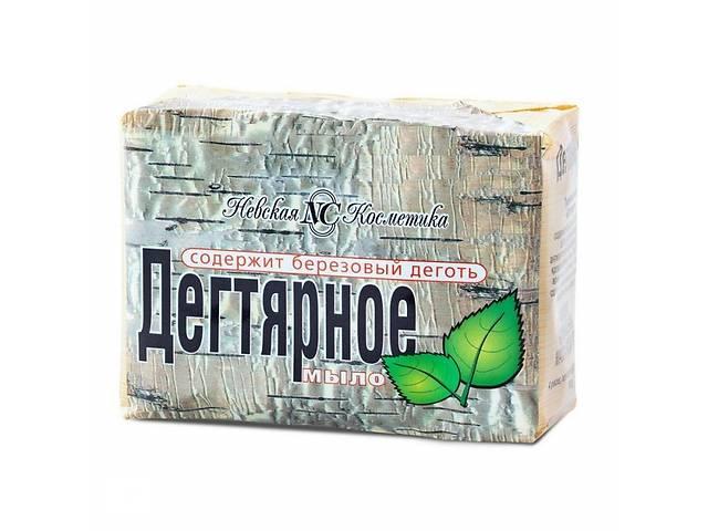 купить бу Мыло «Дегтярное» 400 граммов (в упаковке 4 бруска по 100 гр.) в Николаеве