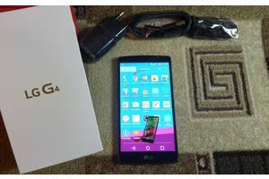 Нові Смартфони LG LG G4