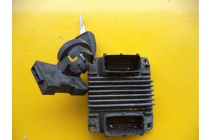 б/у Блоки управления двигателем Opel Corsa
