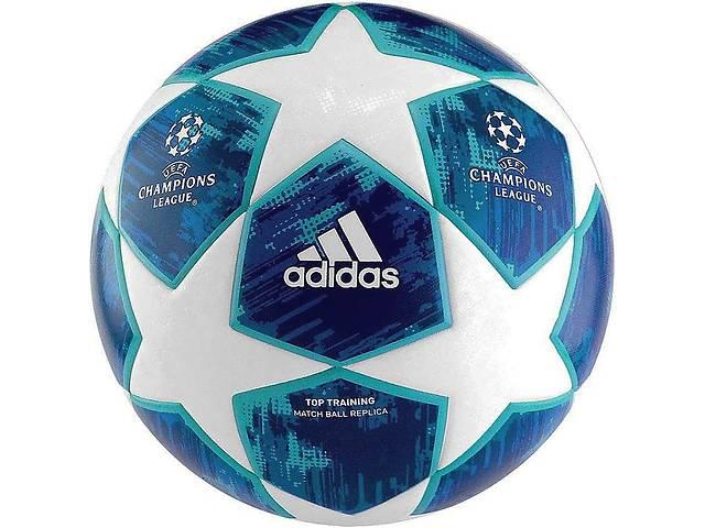 купить бу Мяч футбольный ADIDAS FINALE 18 TOP TRAINING CW4134 (размер 5) в Києві
