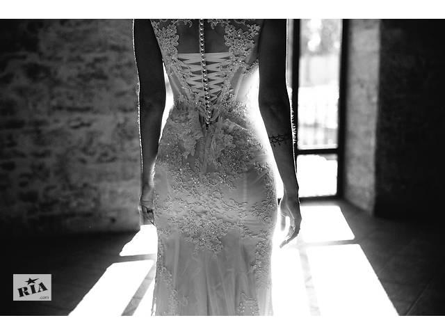 Свадебное платье ANGE ETOILES- объявление о продаже  в Херсоне