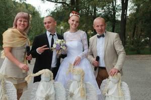 Ведучий і ведуча Magik на весілля у Вінниці з шоу програмою