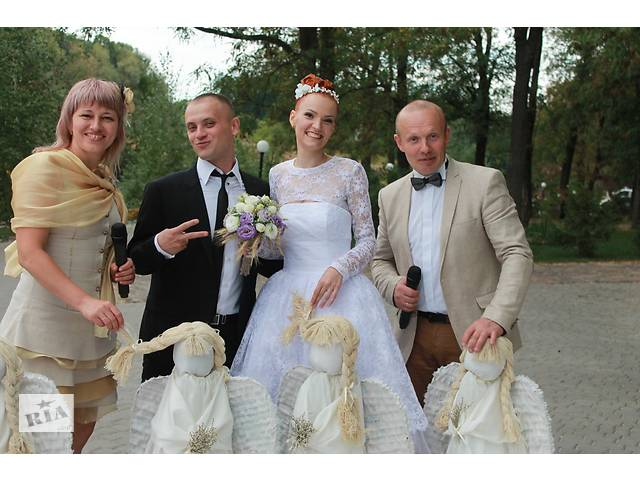 Ведущий и ведущая Magik на свадьбу в Виннице с шоу программой