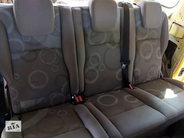 бу Б/у Задний ряд сидений (диван) Renault Kangoo 2008-2017 в Луцьку