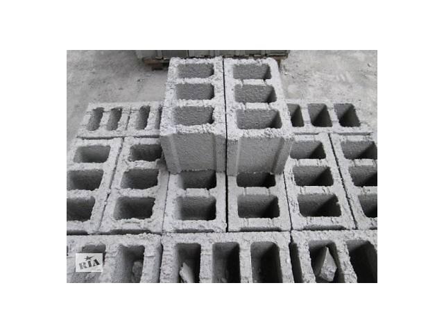 Расходные материалы Стеновые блоки новый