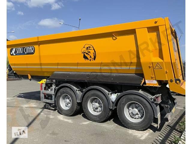 продам Полуприцеп Cinter турецкого производства, усиленный (карьерный) с мегапрочной стали Hardox 465. бу в Вишневом