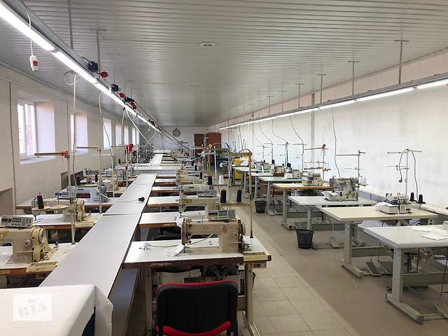 бу Швейний цех шукає замовників  в Украине