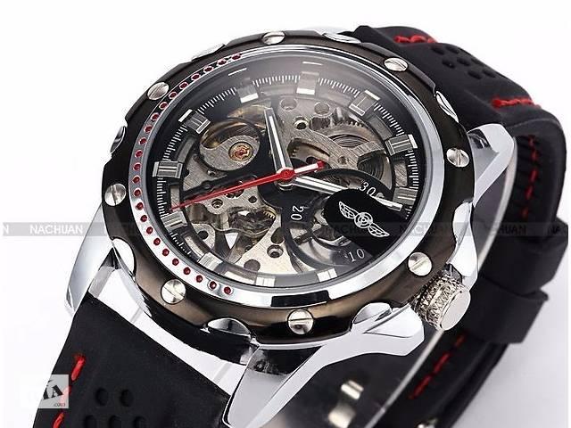 Наручные механические часы Winner Silver- Black- объявление о продаже  в Кривом Роге
