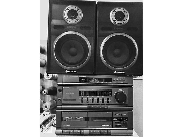 продам HITACHI MDR MD-03 музыкальный центр бу в Запорожье
