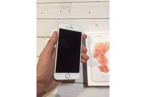 б/в Сенсорні мобільні телефони Apple Apple iPhone 6S