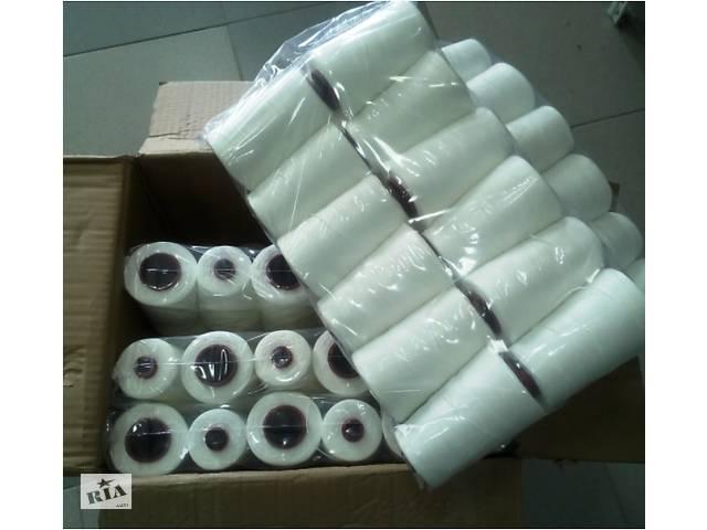 Нитка для зашивання мішків, мішкозашивальна нитка TASLAN (Туреччина) 1боб/200г Опт і роздріб- объявление о продаже  в Харкові