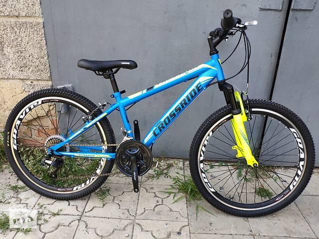 бу Скидка!!! Горный подростковый велосипед 24 TOTEM SHARK (21 speed) в Слов'янську