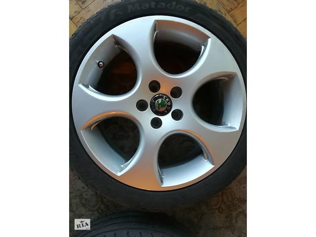 Б/у диск с шиной для Skoda/Volkswagen/Seat/Audi- объявление о продаже  в Бердичеве