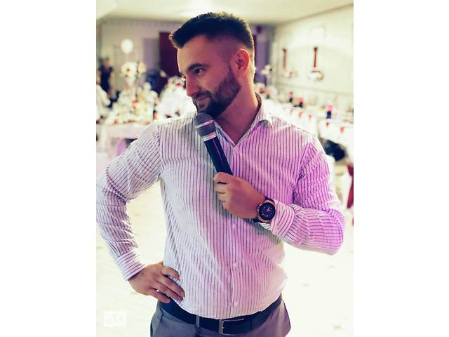 Ведучий Ростислав Горячко на Ваше весілля!- объявление о продаже   в Україні