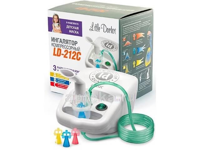 купить бу Компресорний інгалятор Little Doctor 212С ( зі складу) в Запоріжжі