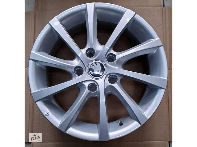 купить бу Диск JT 1263 S 5x112 R15 Skoda, Volkswagen в Киеве