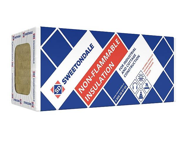 Фасадная минеральная каменная вата Технониколь Технофас Эффект- объявление о продаже  в Харькове