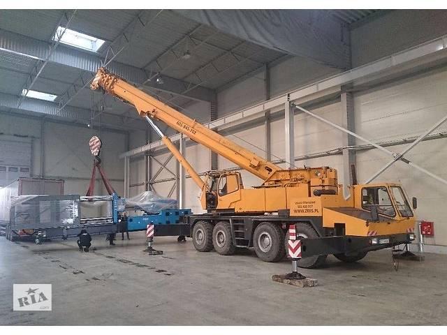 купить бу Аренда автокранов Krupp 4070 - 70 т  в Украине