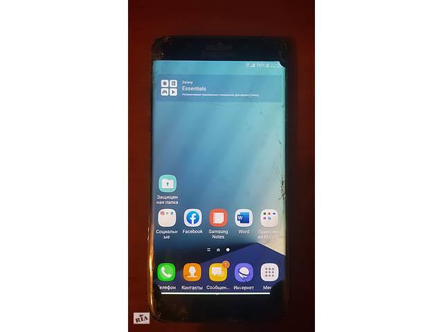 купить бу По умолчанию Дисплей Samsung Galaxy Note 7 , сенсор рабочий! в Харькове